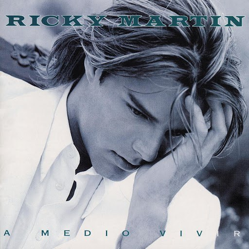 Ricky Martin альбом A Medio Vivir