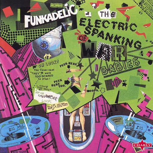 Funkadelic альбом The Electric Spanking Of War Babies - Remastered Edition