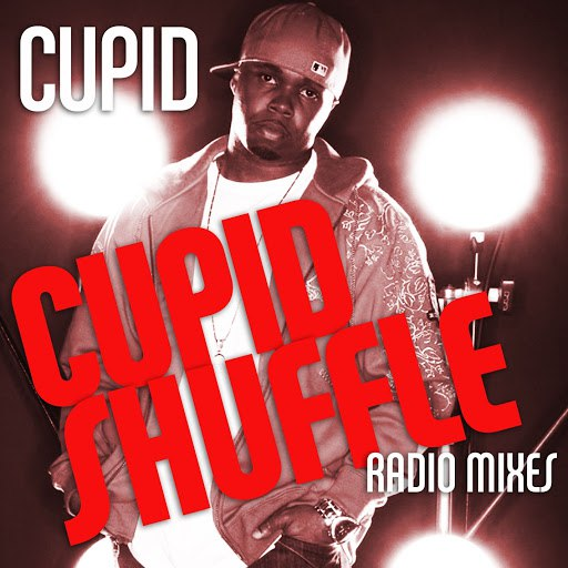Альбом Cupid Cupid Shuffle [Radio Mixes]