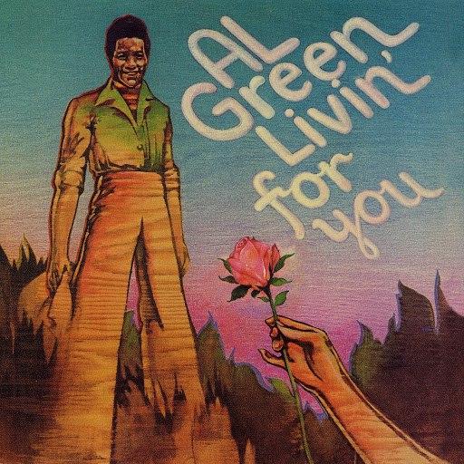 Al Green альбом Livin' For You