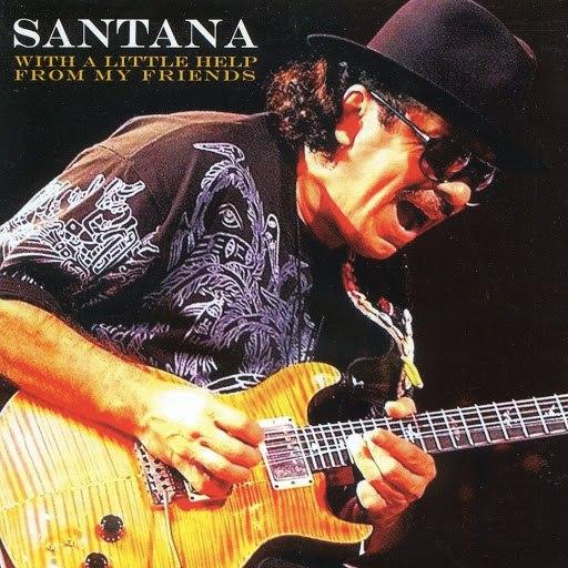 Santana альбом With A Little Help From My Friends