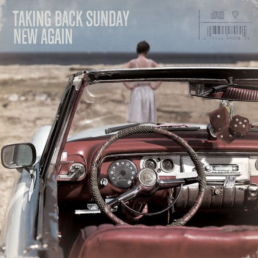 Taking Back Sunday альбом New Again (Std. Release)