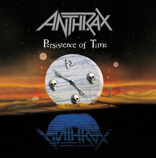 Anthrax альбом Persistence Of Time