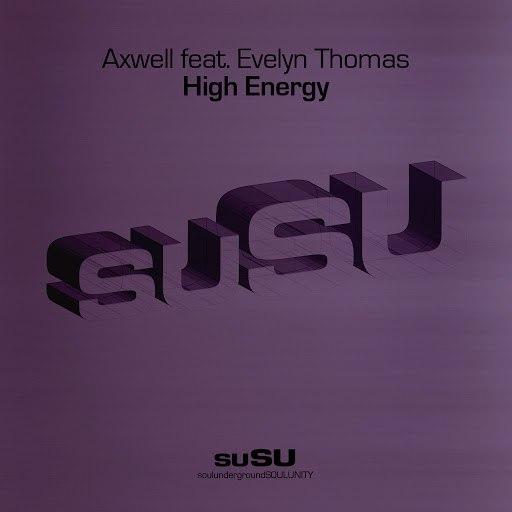 Axwell альбом High Energy