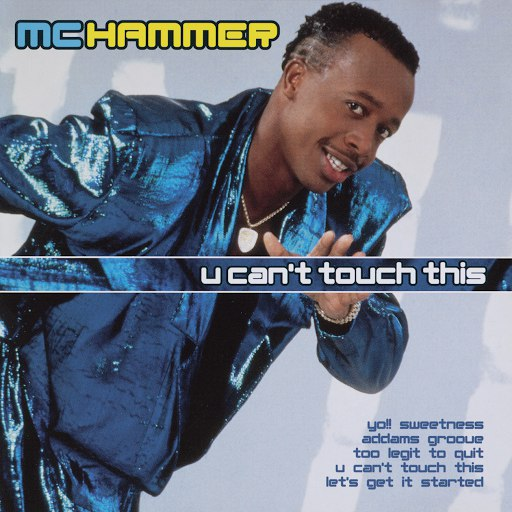 MC Hammer альбом U Can't Touch This - The Collection