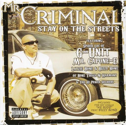 Mr. Criminal альбом Stay On The Streets