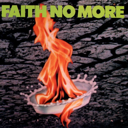 Faith No More альбом The Real Thing