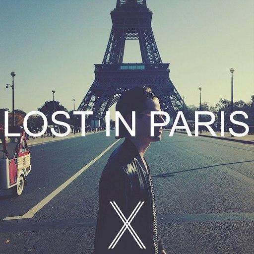Mike Tompkins альбом Lost in Paris