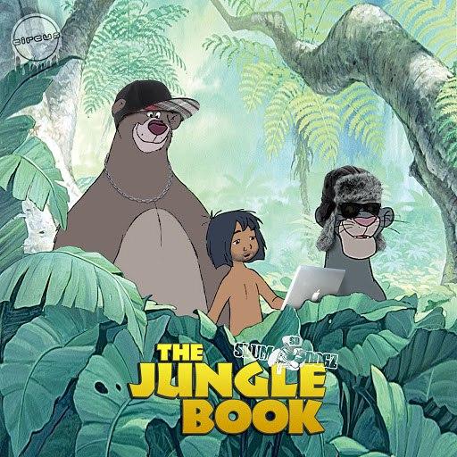 Slum Dogz альбом The Jungle Book / The Seventh Sign
