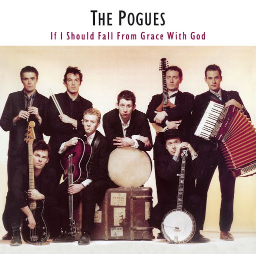 The Pogues альбом If I Should Fall From Grace With God (Expanded)