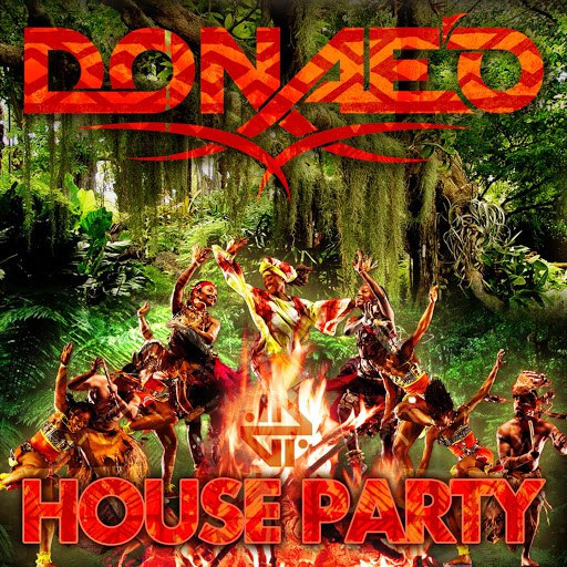 Альбом Donae'o House Party