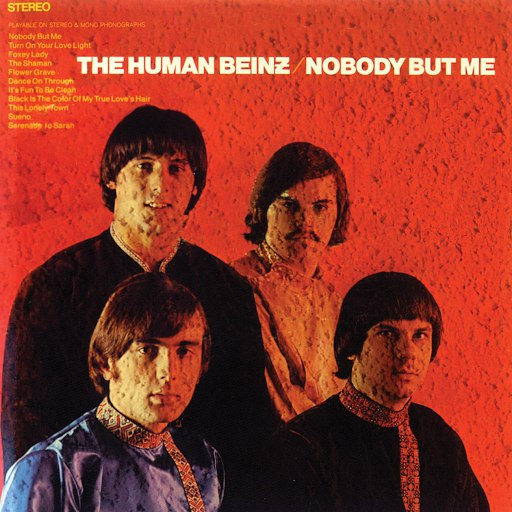 The Human Beinz альбом Nobody But Me
