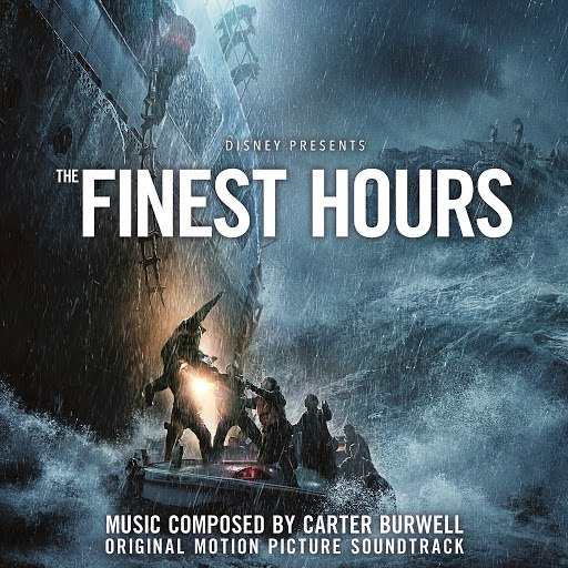 Carter Burwell альбом The Finest Hours (Original Motion Picture Soundtrack)