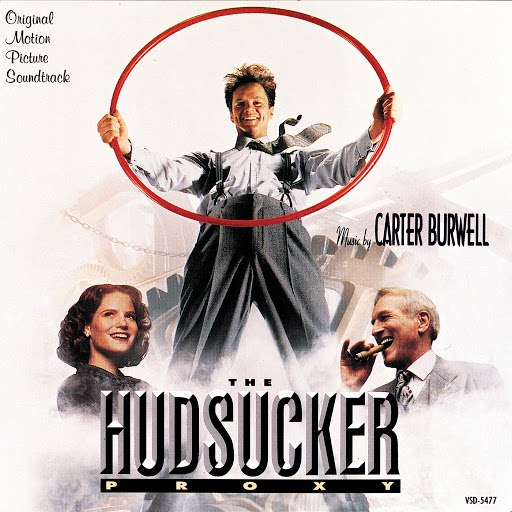 Carter Burwell альбом The Hudsucker Proxy (Original Motion Picture Soundtrack)