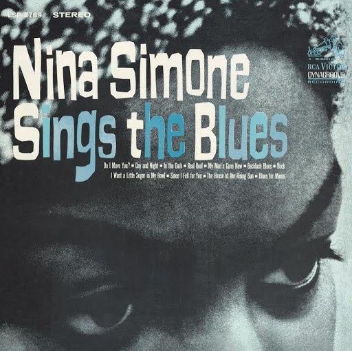 Nina Simone альбом Sings The Blues