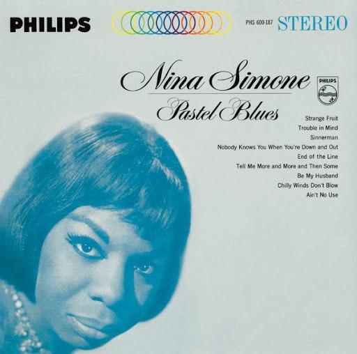Nina Simone альбом Pastel Blues (Originals)