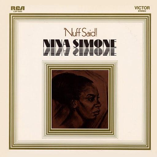 Nina Simone альбом 'Nuff Said