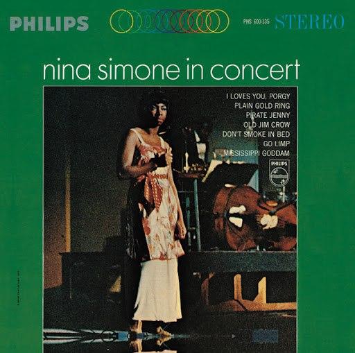 Nina Simone альбом In Concert
