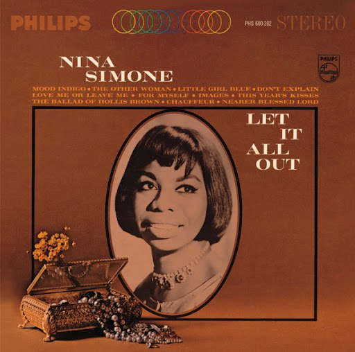 Nina Simone альбом Let It All Out