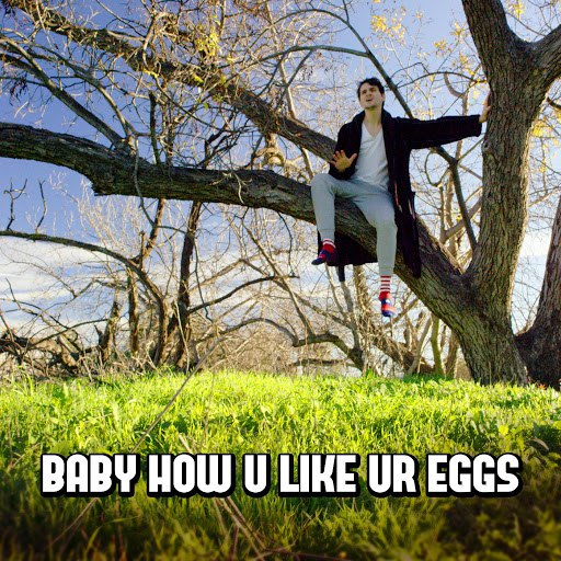 JULIAN SMITH альбом Baby How U Like Ur Eggs