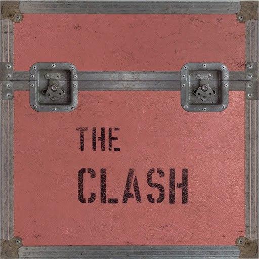 The Clash альбом 5 Studio Album Set