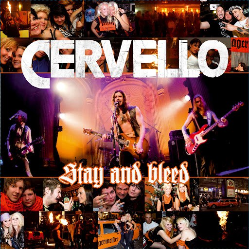 Cervello альбом Stay and Bleed