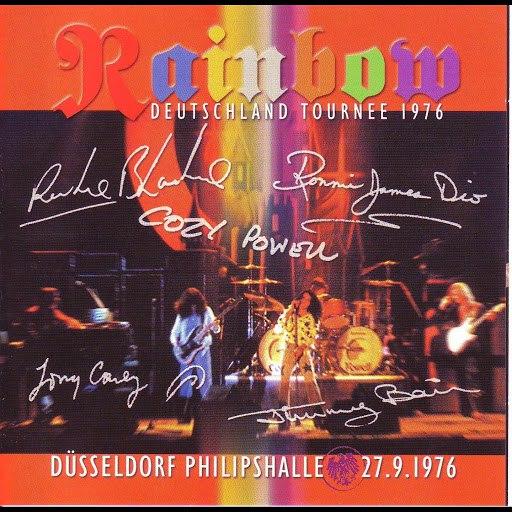 Rainbow альбом Live in Düsseldorf 1976