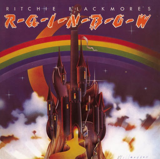 Rainbow альбом Ritchie Blackmore's Rainbow (Remastered)
