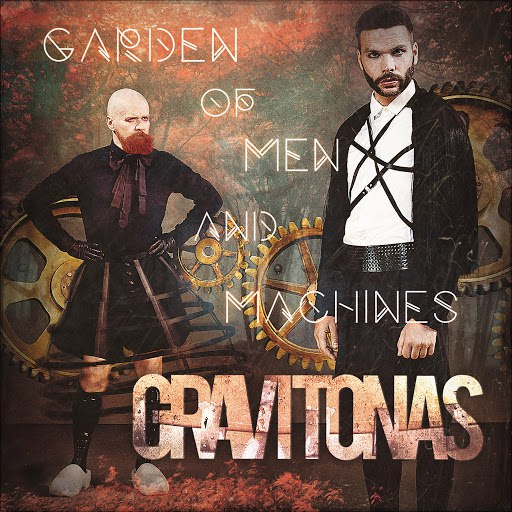 Gravitonas альбом Garden Of Men And Machines