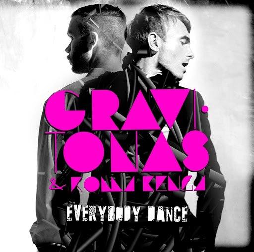 Gravitonas альбом Everybody Dance (Roma Kenga Radio Edit)