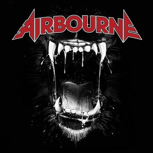 Airbourne альбом Black Dog Barking (Special Edition)