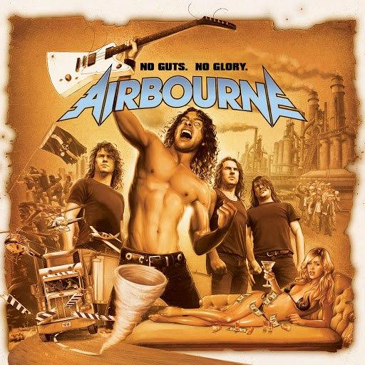 Airbourne альбом No Guts. No Glory