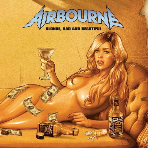 Airbourne альбом Blonde, Bad And Beautiful