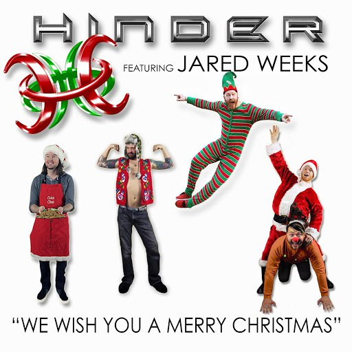 Hinder альбом We Wish You a Merry Christmas (feat. Jared Weeks)