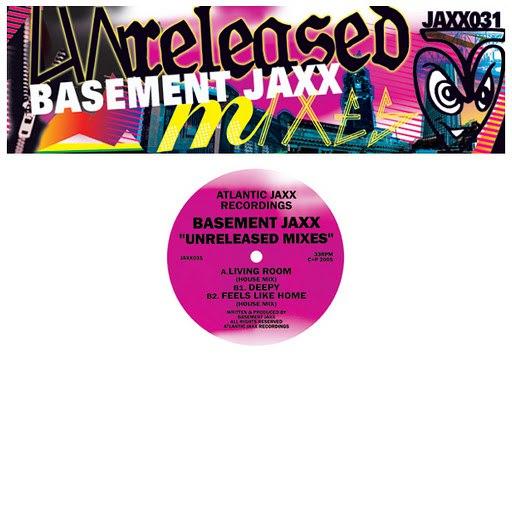 Basement Jaxx альбом Jaxx Unreleased