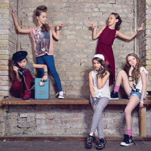 Open Kids альбом Show girls