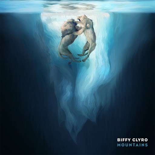 Biffy Clyro альбом Mountains