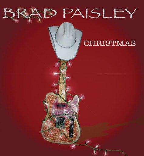 Brad Paisley альбом Brad Paisley Christmas