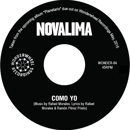 Novalima альбом Como Yo / Santero