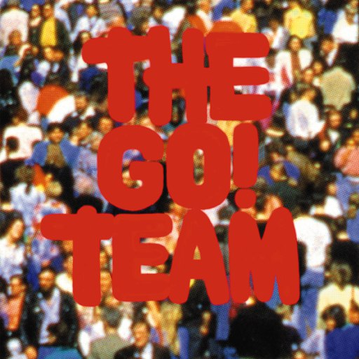 The Go! Team альбом Get It Together EP