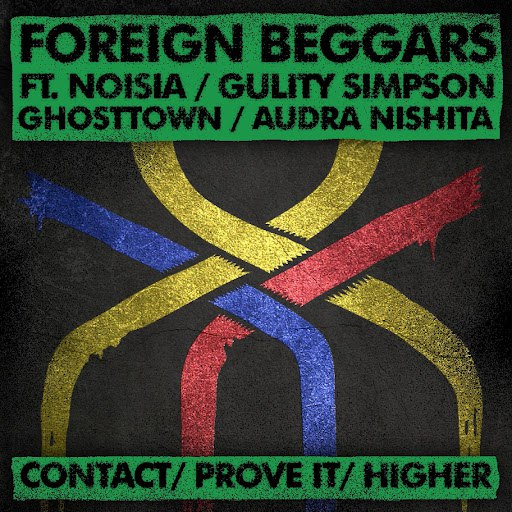 Foreign Beggars альбом Contact