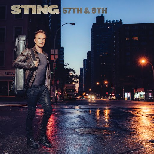 Стинг альбом 57TH & 9TH