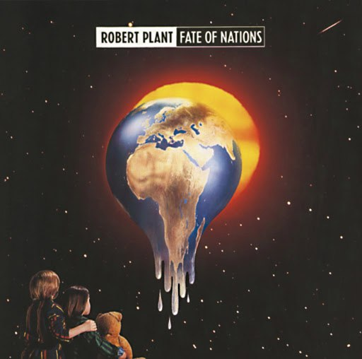 Robert Plant альбом Fate Of Nations