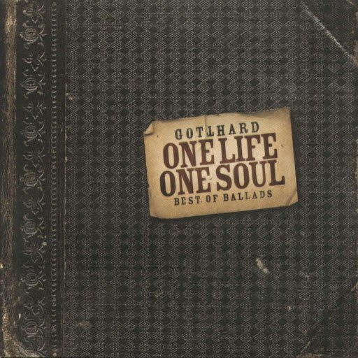 Gotthard альбом One Life One Soul