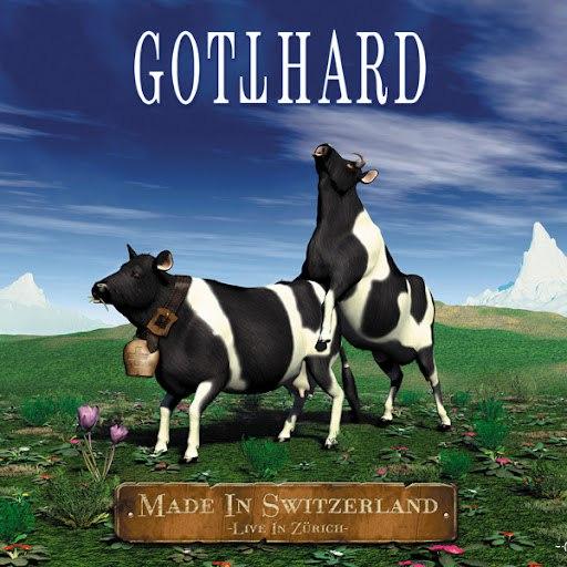 Gotthard альбом Made In Switzerland