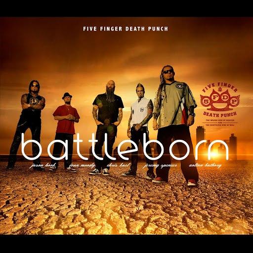 Five Finger Death Punch альбом Battle Born
