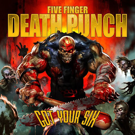 Five Finger Death Punch альбом Hell To Pay