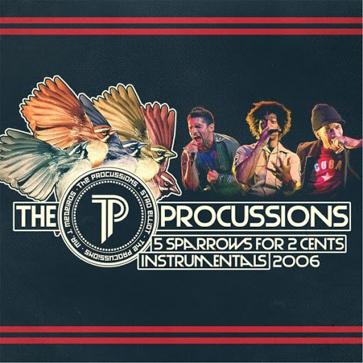 The Procussions альбом 5 Sparrows for 2 Cents (Instrumentals)