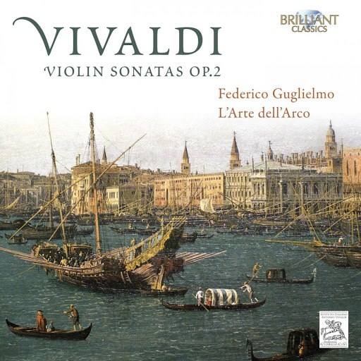 Antonio Vivaldi альбом Vivaldi: Violin Sonatas, Op. 2