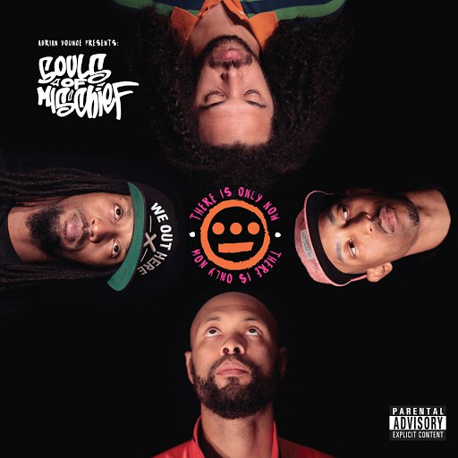 Souls of Mischief альбом There Is Only Now